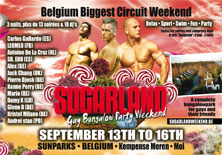 Sugarland Weekend | Sunparks - 13/09/2013