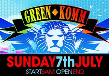 GREEN KOMM CSD AFTER HOUR | Greenkomm - 07/07/2013