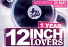 1 Year 12 Inch lovers | La Rocca - 25/05/2013