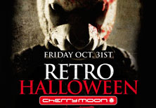 CHERRY MOON RETRO HALLOWEEN! | Cherry Moon - 31/10/2014
