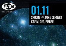 Fuse presents Skudge (live) | Fuse - 01/11/2014