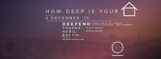 How Deep Is Your HOUSE | IKON - 05/12/2015