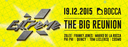 Extreme - The Big Reunion | Bocca - 19/12/2015