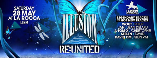Illusion Re:United | La Rocca - 28/05/2016