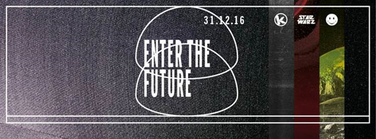 Enter The Future – A Take On New Year's Eve | ArtCube - 31/12/2016