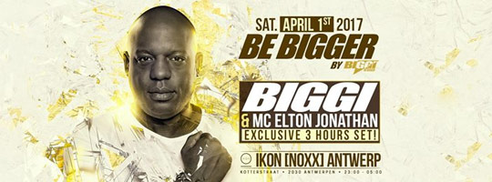 Be Bigger by BIGGI | IKON - 01/04/2017