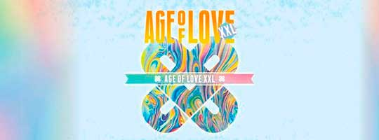 Age of Love XXL with BBE | Vooruit - 03/06/2017