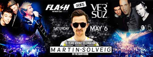 FLASH goes Versuz - Martin Solveig (VERSUZ Room) | Versuz - 06/05/2017