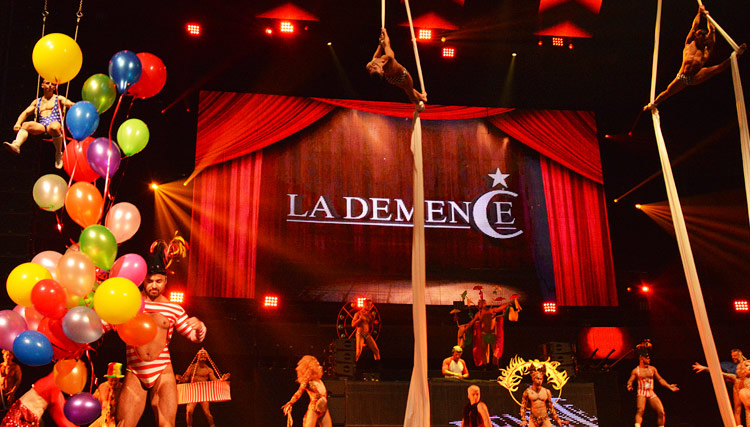 La Demence - Easter 2017 Main Party